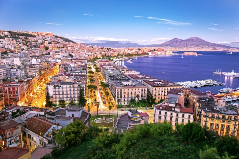 Port of Naples, close to everything to stay in Naples