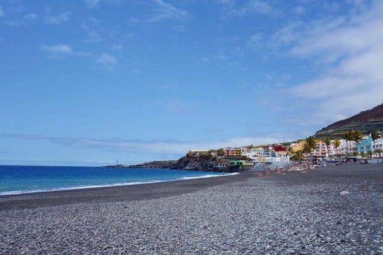 Puerto Naos: a good choice of hotels and vacation rentals to stay in La Palma