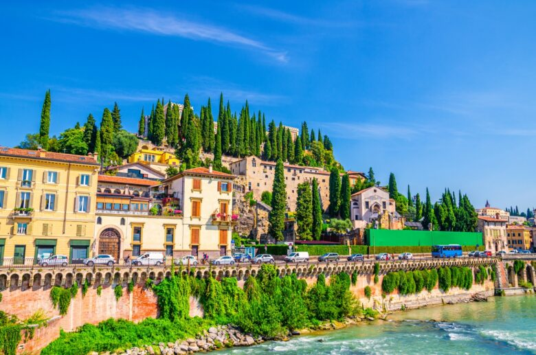Veronetta, where to stay in Verona on a budget