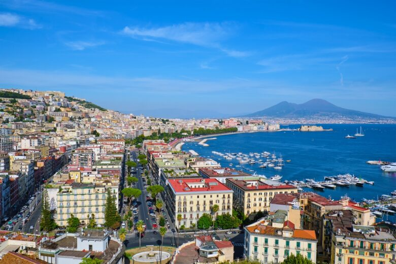 Vomero, where to stay in Naples for nightlife