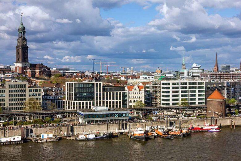 Altona, trendy district where to stay in Hamburg
