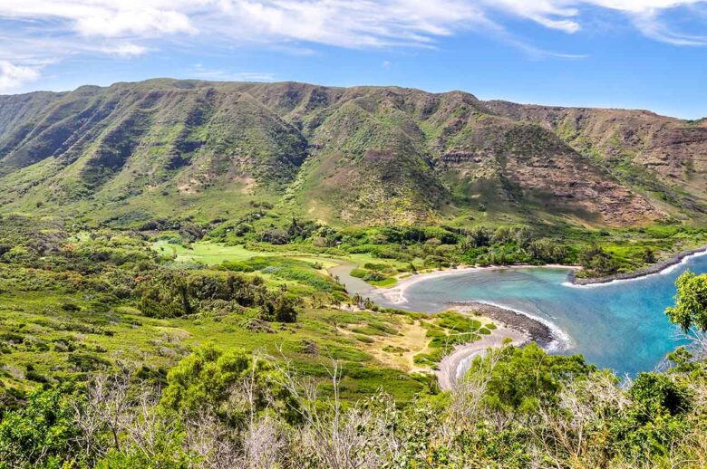 Molokai, off the beaten path