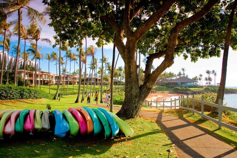 Maui, where to stay in Hawaii for first time