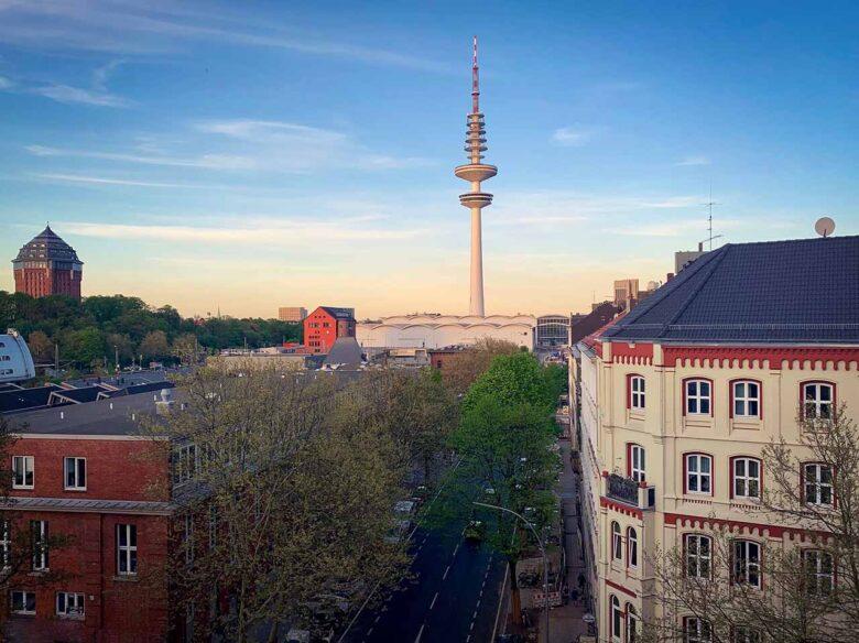 Sternschanze, alternative neighborhood to stay in Hamburg