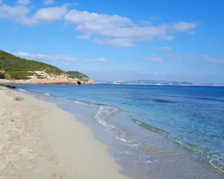 Best Beaches in Ibiza: Es Cavallet