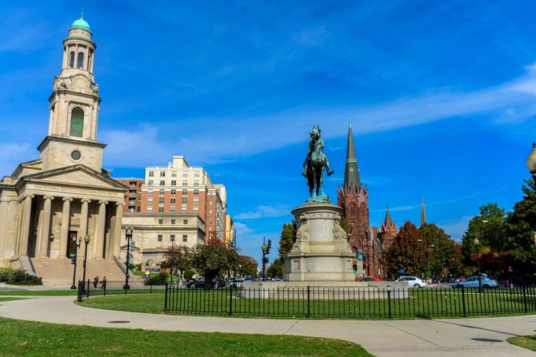 Best places to stay in Washington DC: Logan Circle