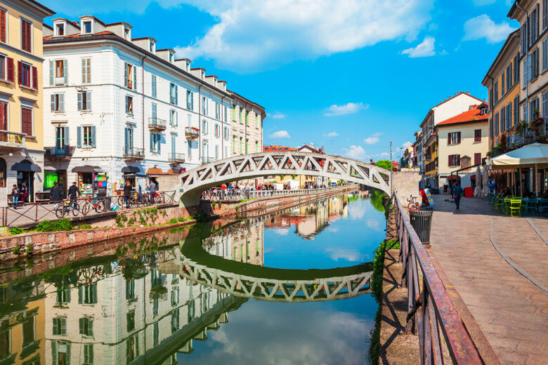 Navigli, where to stay in Milan for nightlife