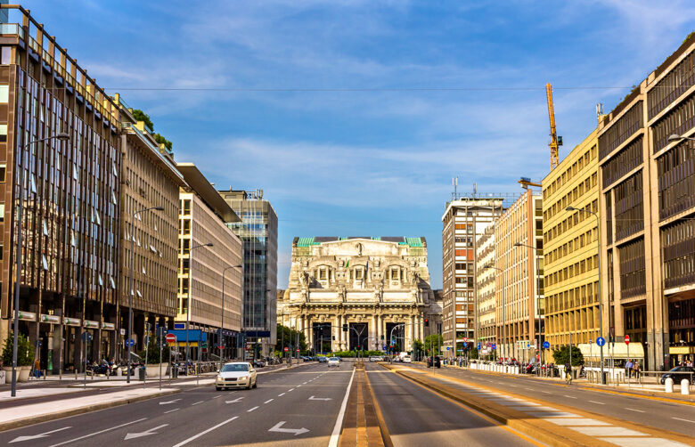 Stazione Centrale, convenient with a wide variety of accommodation