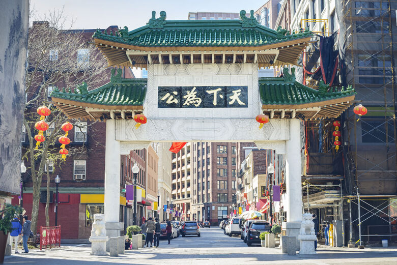 The Theater District and Chinatown, great for culture and foodies