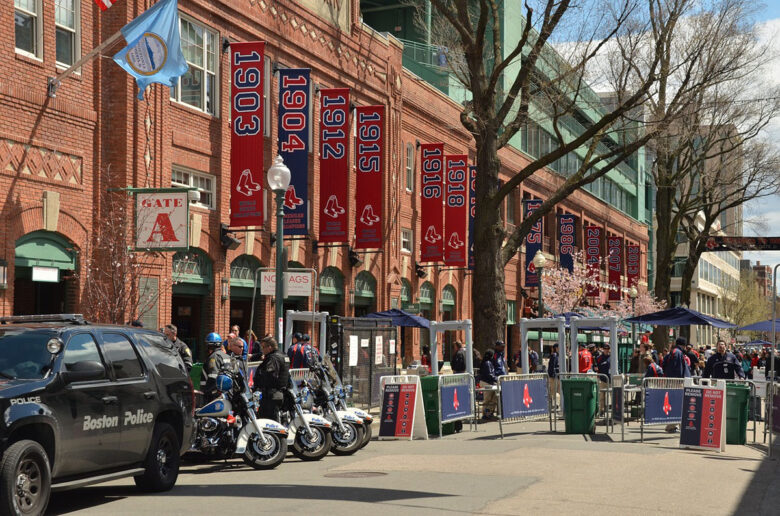 Fenway-Kenmore, best place to stay in Boston for nightlife