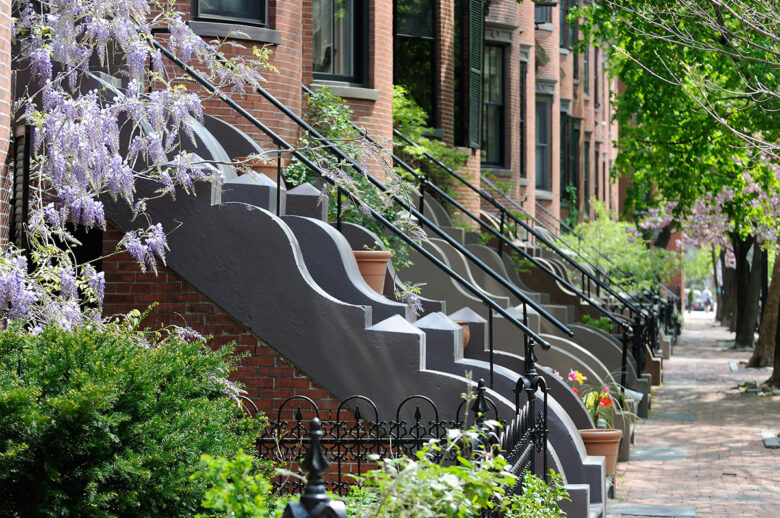 The South End, coolest neighborhood in Boston