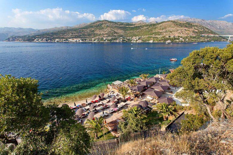 Babin Kuk, great neighborhood in Dubrovnik for families and couples