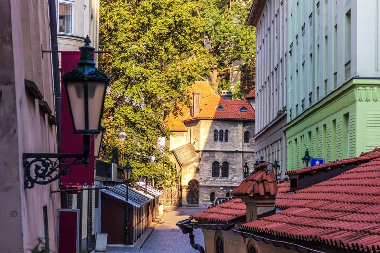 Josefov, Prague's original Jewish quarter