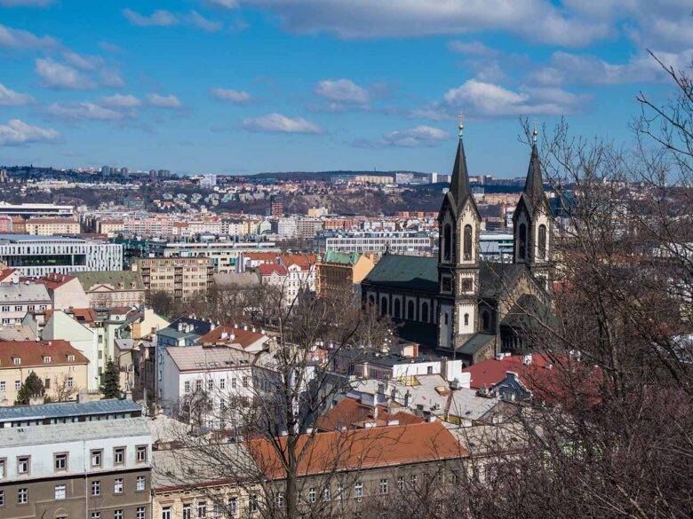 Karlin, where to stay in Prague on a budget