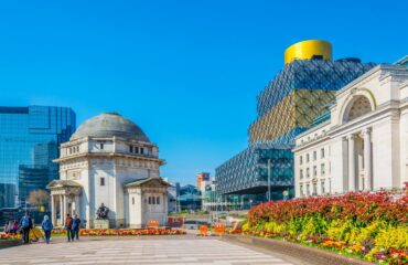 Where to stay in Birmingham