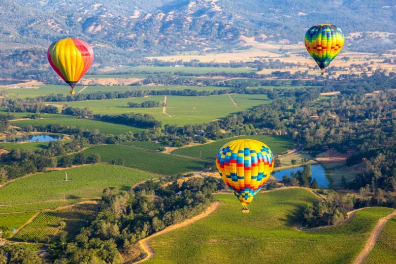 Where to stay in Napa Valley