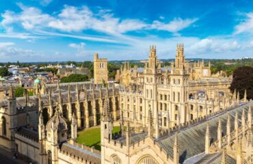 Where to stay in Oxford