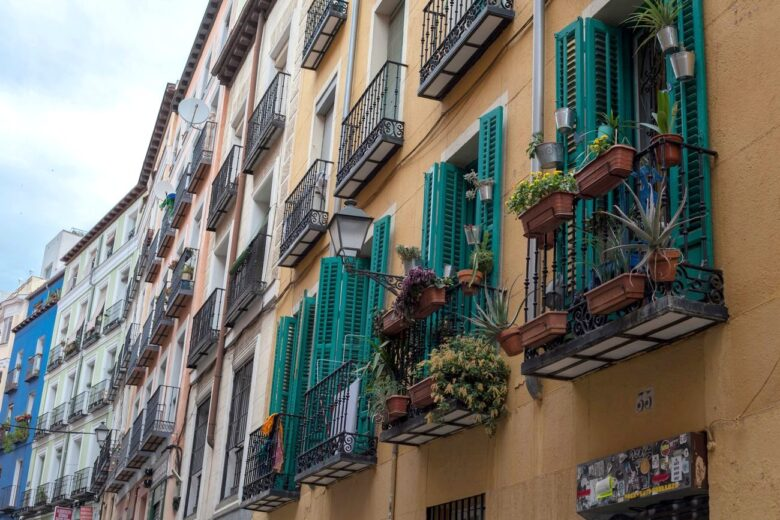 Where to stay in Madrid: Lavapies