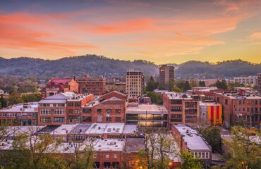 Where to stay in Asheville