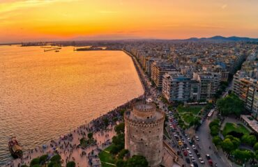 Where to stay in Thessaloniki