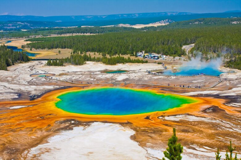 Where to stay in Yellowstone